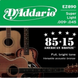D'Addario EZ-890 Super Light