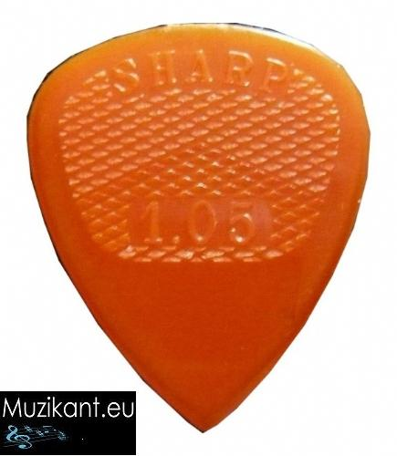 George Dennis Sharp 1,05 - plectrum