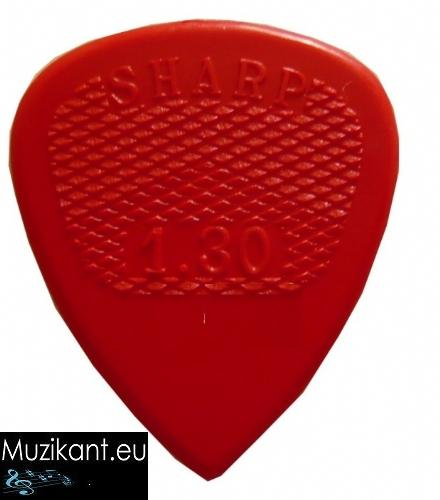 George Dennis Sharp 1,30 - plectrum