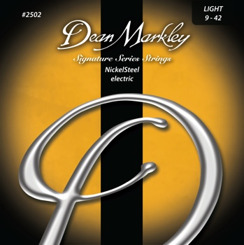 Dean Markley DM 2502 Nikel Electric Guitar Strings Light 09-042