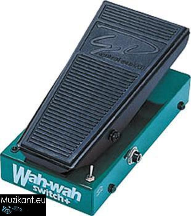 GEORGE DENNIS GD40 - Wah-Wah Switch Plus Pedal