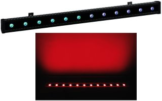 RGBL-222DMX, lED DMX light effect panel for outdoor applications, IP65