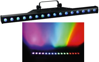 RGBL-412DMX, lED DMX light effect panel