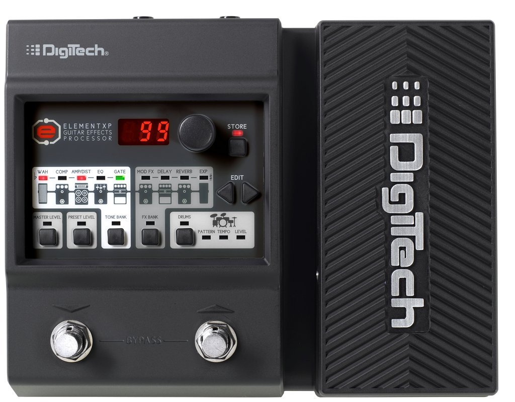 Digitech Element XP - gitarový efekt, multi-FX procesor