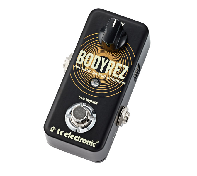 TC Electronic BodyRez, acoustic enhancer