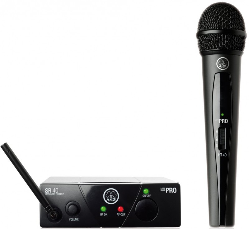 AKG WMS 40 MINI VOCAL SET US25B