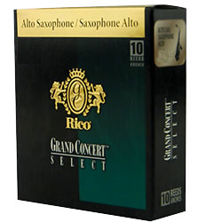 Rico Grand Concert Select Alt-Sax 2,5